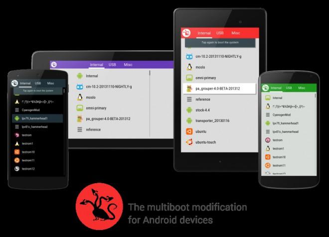 id370477 Samsung Galaxy S4 LTE ed il MultiROM