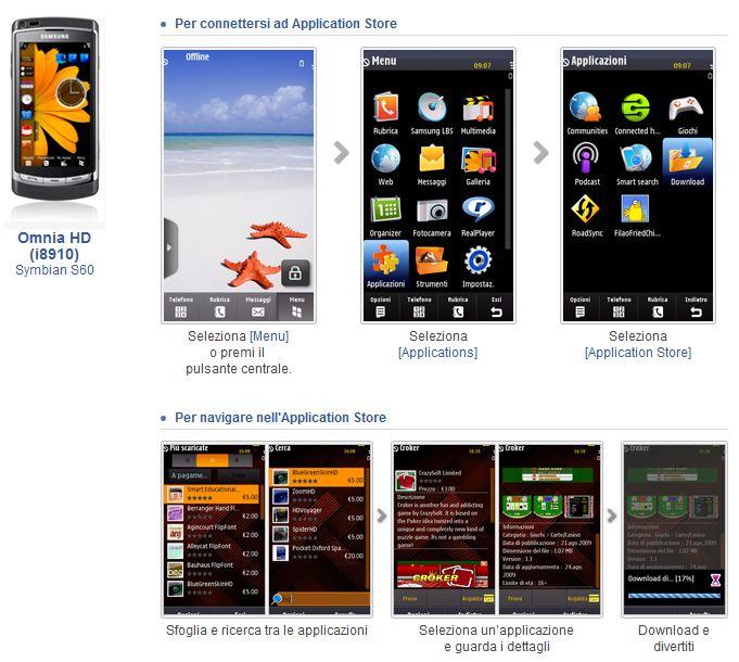 app store samsung