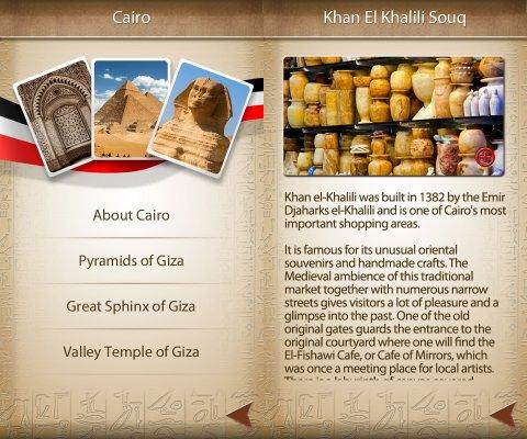 Egypt Attractions. Su Bada una guida turistica gratuita per le vostre vacanze in Egitto