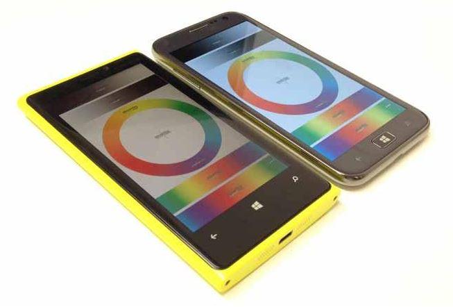 Samsung Ativ S vs Nokia Lumia 920
