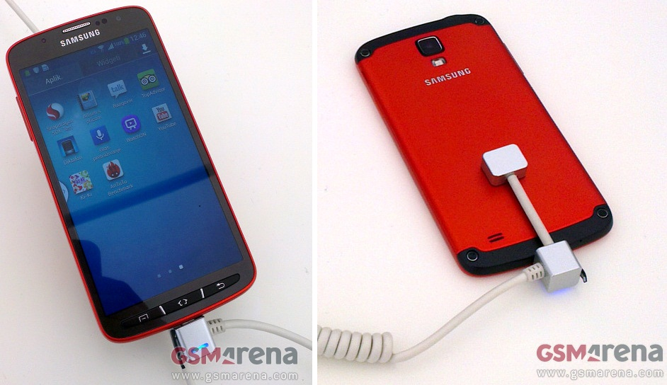 Storie: Galaxy S4 active Samsung galaxy S4 Samsung Galaxy S4 Active